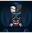 Happy Halloween Poster vector image vector image