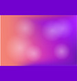 light pink coral purple background vector image vector image