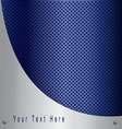 Metal blue background