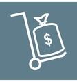 Money Transfer vector image vector image