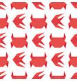 paper origami crab flat fresh vector image vector image