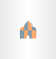 islam house god icon vector image