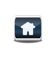Home icon button vector image vector image