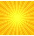 Sunny abstract background vector image vector image