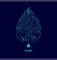 greenenergy vector image