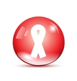 aids sign icon vector image vector image