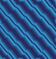 Blue Metal Background Texture Of Aluminum vector image vector image