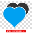 Love Eps Icon vector image vector image
