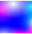 abstract colorful blurred backgrounds elements vector image vector image