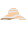 Beach hat vector image vector image
