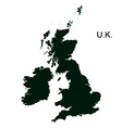 great britain pictograph vector image
