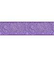 Sampless pattern violet vector image vector image