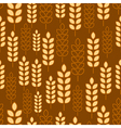 wheat seamless3 vector image vector image