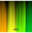Abstract rainbow colours vector image vector image