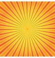 Colorful background with rays vector image vector image