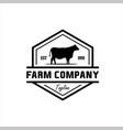 farm company vector image