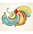 birth butterfly vector image