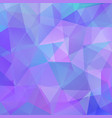 bright polygonal background vector image
