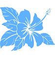 Hibiscus flower Silhouette