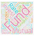 Mutual Funds How To Invest And Profit From Them vector image vector image