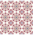 Colorful ceramic tile pattern