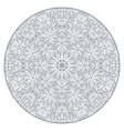 Mandala Ethnic decorative elements Round ornament vector image vector image