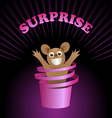 surprise vector image