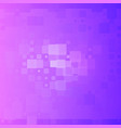 blue purple gradient glowing rounded tiles vector image
