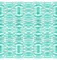 Tropical aqua blue pattern with smooth waves vector image vector image