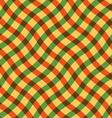 Christmas geometric pattern vector image