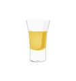 Tequila shot vector image vector image
