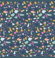 terrazzo tile background pattern design vector image