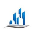 Building construction design logo