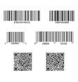 code bar barcode for scan qr sticker scanner