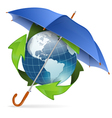Environment Protection Concept vector image vector image