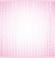 shiny striped glitter blurred pink background vector image