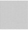 abstract gray background with dots vector image vector image