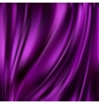 Abstract Texture Purple Silk vector image vector image