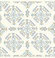 boho ethnic ornament tribal art print vector image vector image