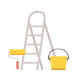 construction equipment icon vector image vector image