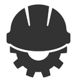 Development Flat Icon vector image vector image