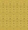 1950s style retro polka dot seamless vector image vector image