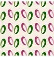 Seamless Ellipse Pattern vector image