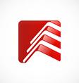 construction rohome icon abstract logo vector image