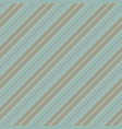 blue brown vintage striped seamless texture vector image vector image