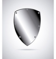shield design vector image vector image