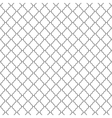 Abstract seamless ornamental lines monochrome vector image vector image