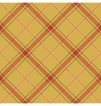 Plaid tartan seamless pattern vector image vector image