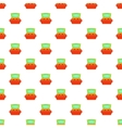 Slot machine pattern cartoon style vector image vector image