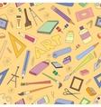 doodle pattern art vector image vector image
